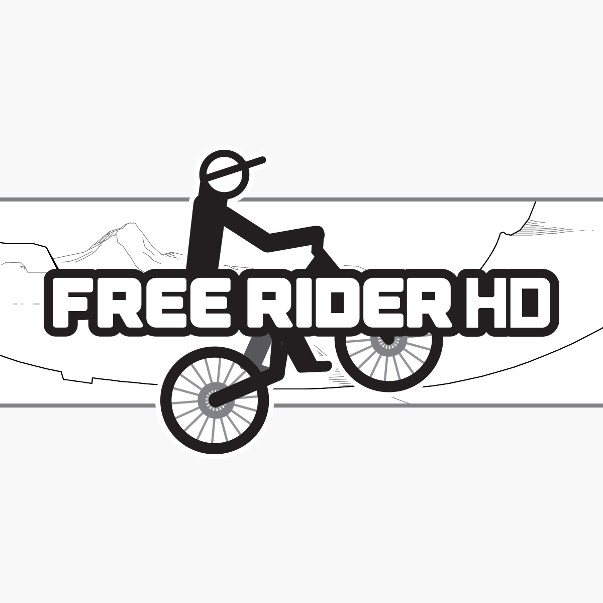 free rider tracks