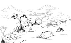 Mountain descent (preview)
