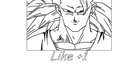 Goku art