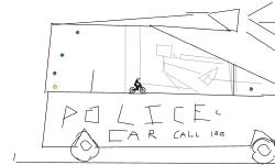 police car II