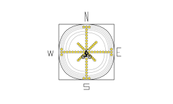 the star compass