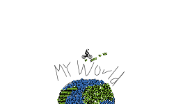 My world entry