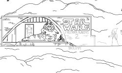 STAR WARS:Free Rider Awakens 2