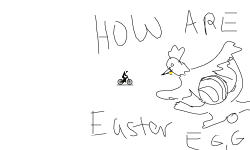 How are Easter Egg are made