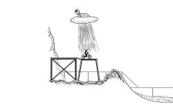 Alien Dirt Jump