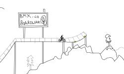 BMX Boardwalk (Hard)
