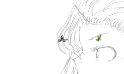 I'm bored. (Junketsu no Maria)