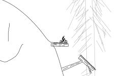 Fun track that I didn't draw