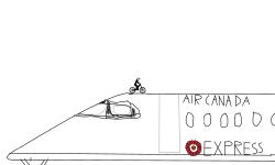 Air Canada Express BBD Q400