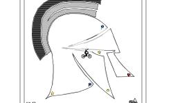 Spartan's Helmet (Desc.)