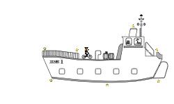Titanic II detail test