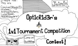 1v1 Tournament Competition