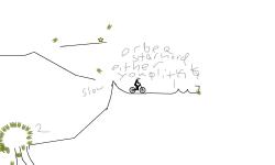 Glitchy paths