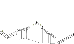 Short 3D track
