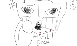 *Don't Draw Face Like That