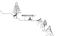 freerider mtb downhill.