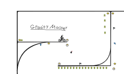 Gravity  master Challange