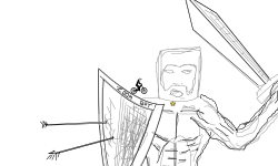 clash of clans drawing 1 yan