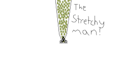 stretch man