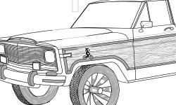 Jeep Wagoneer <3
