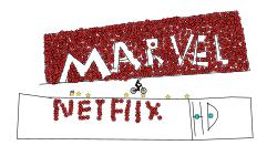 Marvel+Netflix