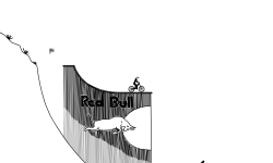 red bull mini track