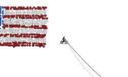 America Downhill