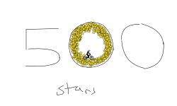 500 STARS!!!
