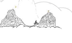 Relatively hard climb