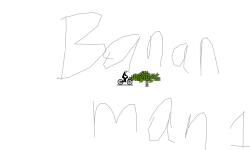 For banana man 125
