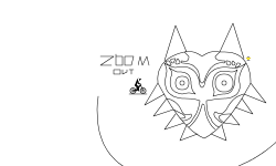 Epic Majora's Mask Sketch