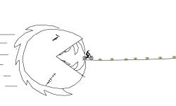pacman attack