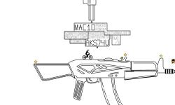 AKS74U + MAC10