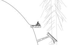 short detailed track