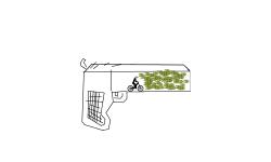 gun too