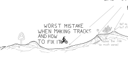 Worst Mistake Making Tracks