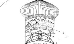 Auto Tower - Press Shift