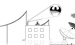 bat jumps