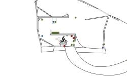 hard house map