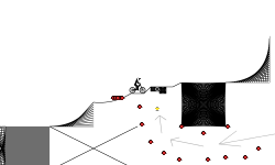 hard to ride grid art (collab)