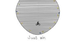 Just win.