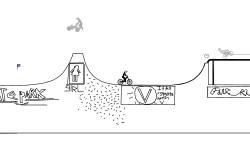 skate track