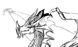 Dragon (Drawing)