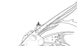Sea Monster +1 continue