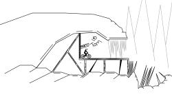 Log ride