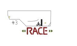 Race #3 - Wall