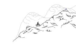 Mountainous Incline