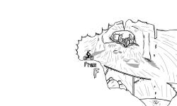 Revenge Of The Fallen Cave