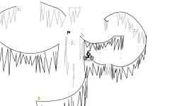 ice biking  ;o