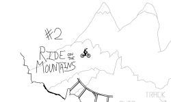 Track 02: Ride on Mountains